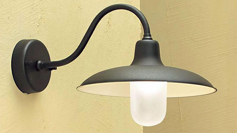 Plafoniere Da Parete Da Esterno : Illuminazione esterno febo negozio lampade