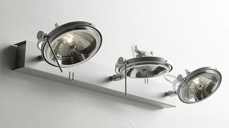 Appliques faretti reglette lampade da parete appliques da - Illuminazione da parete design ...