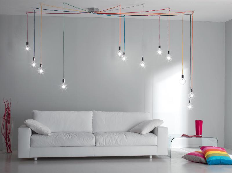 Illuminazione moderno febo negozio lampade
