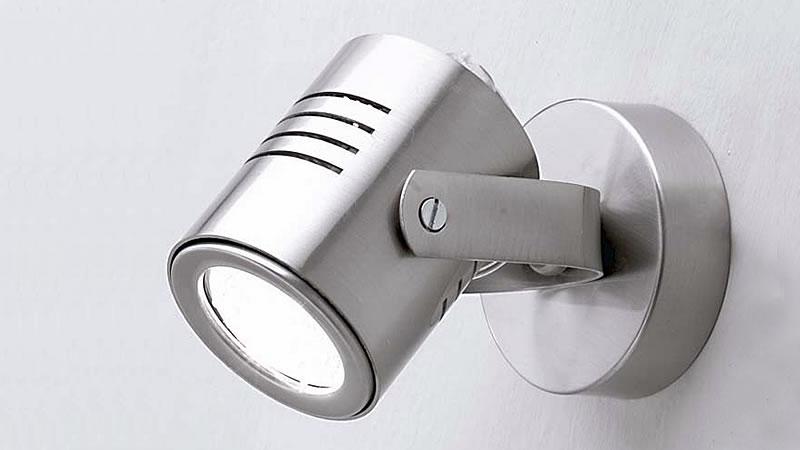 Appliques faretti reglette lampade da parete appliques da for Faretti da parete